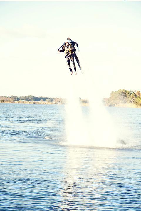 Matt Flying