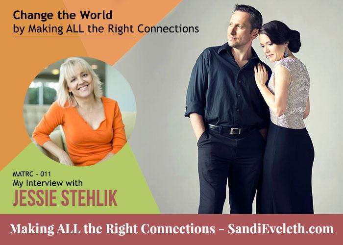 Change the World - Jessie Stehlik