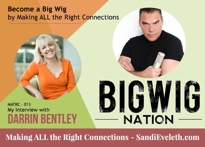 Darrin Bentley, Big Wig Nation