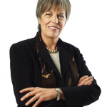 """Judy Robinett, author of """"How to Be a Power Connector"""""""