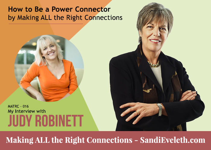 Podcast-Show-Notes-Judy-Robinett - Power Connector