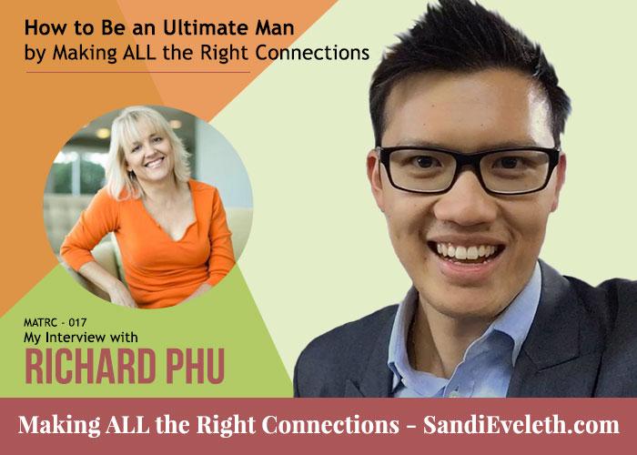 Podcast Show notes - Richard Phu